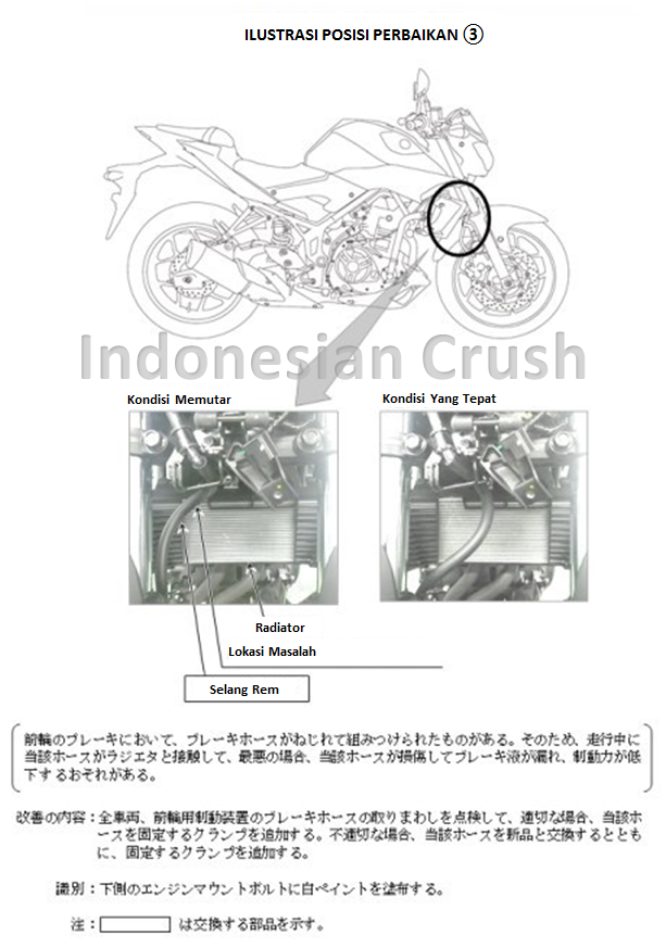recall-yamaha-r25-r3-mt25-mt320-yamaha-japan-twist-the-brake-hose-ICrush