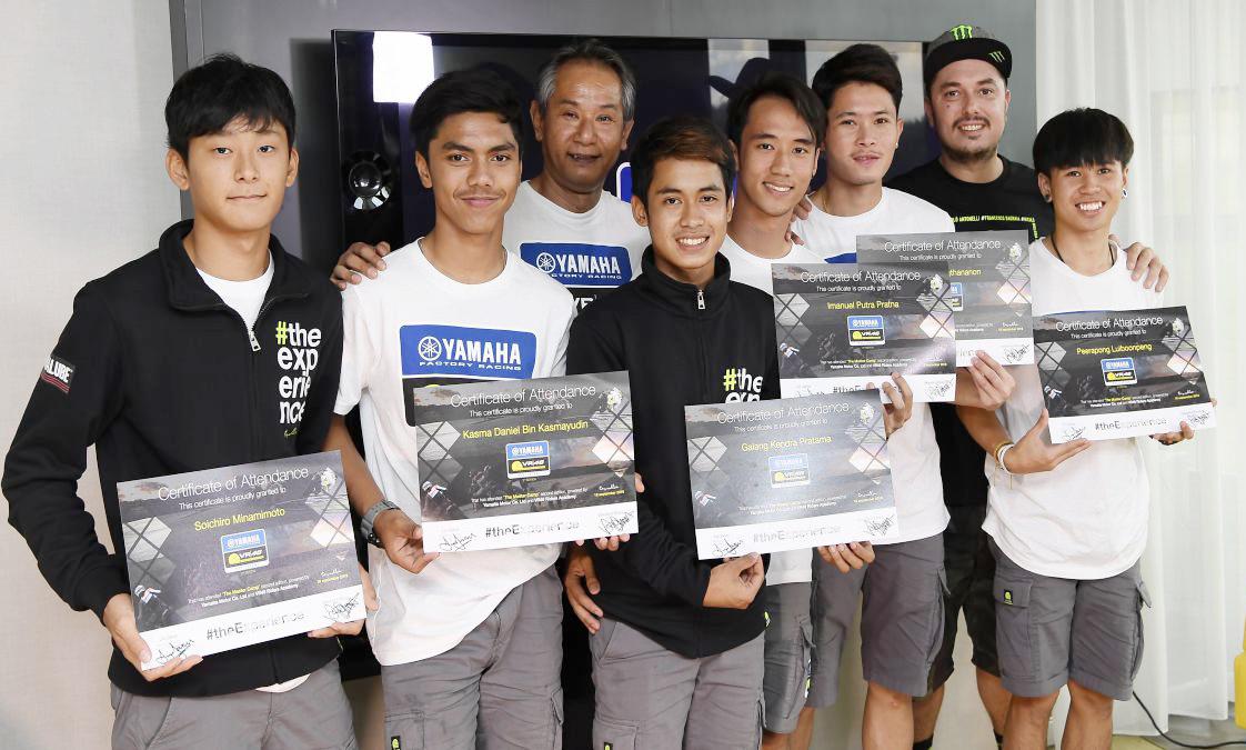 DUA PEMBALAP MASA DEPAN INDONESIA SUKSES SELESAIKAN MASTER CAMP SESSION2