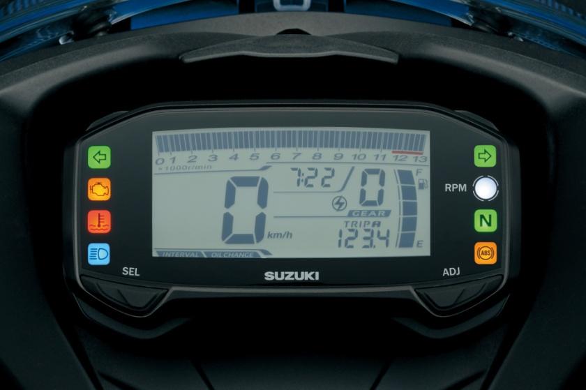 2017 Suzuki GSX-R125