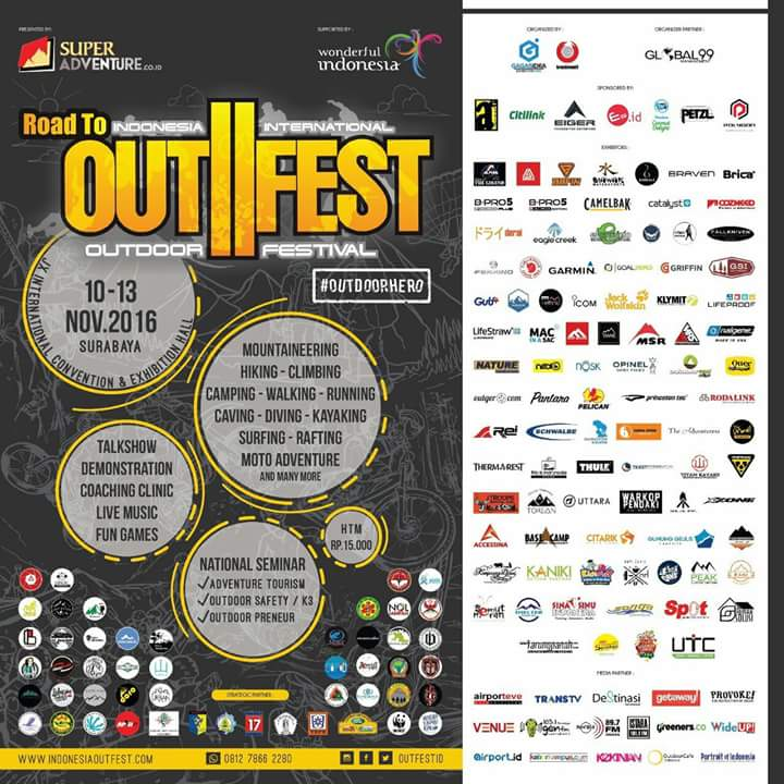 INDONESIA INTERNATIONAL OUTDOOR FESTIVAL