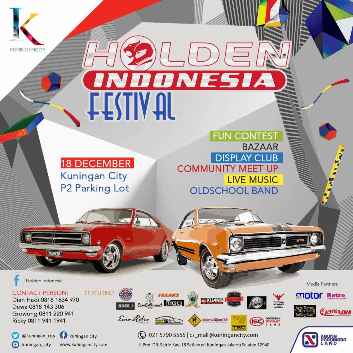 HOLDEN INDONESIA FESTIVAL