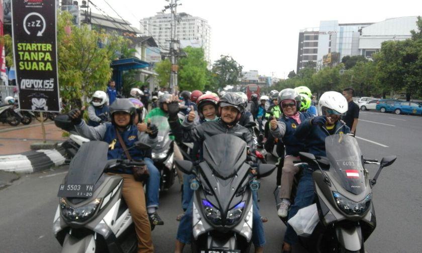 MAXI Touring pada event MAXIYAMAHADAY di Batang Jawa Tengah (5)