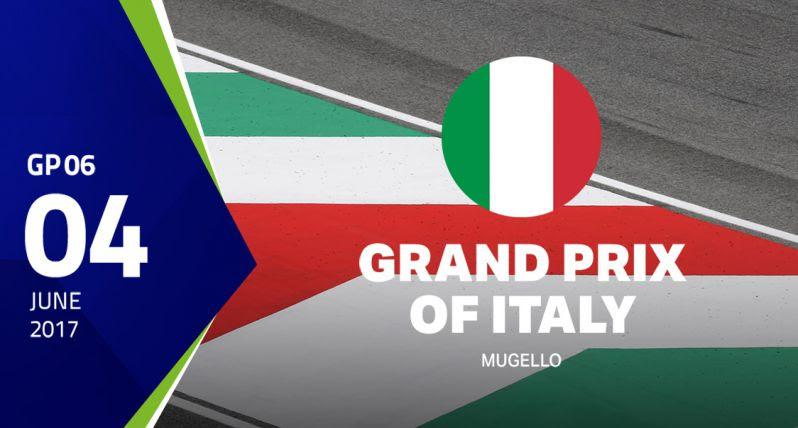 GRAN PREMIO D'ITALIA, RACE SERI YANG PRESTISIUS DANMENAWAN