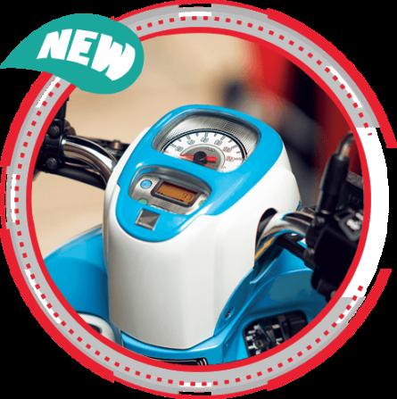 New Combined Digital Panel Meter Eco Indicator