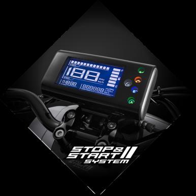 FULL LCD DIGITAL METER