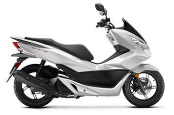 Honda PCX 150 tahun 2018