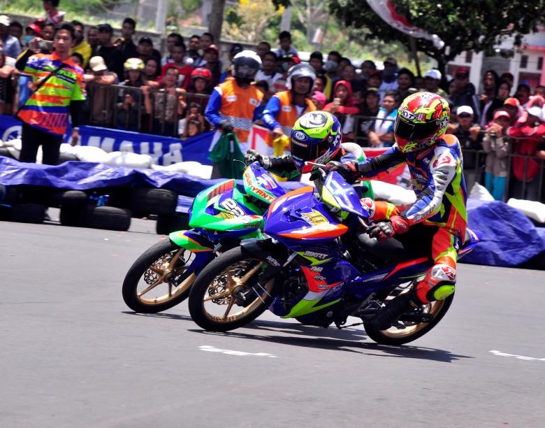 Yamaha Cup Race 2017 Kediri diramaikan 144 starter