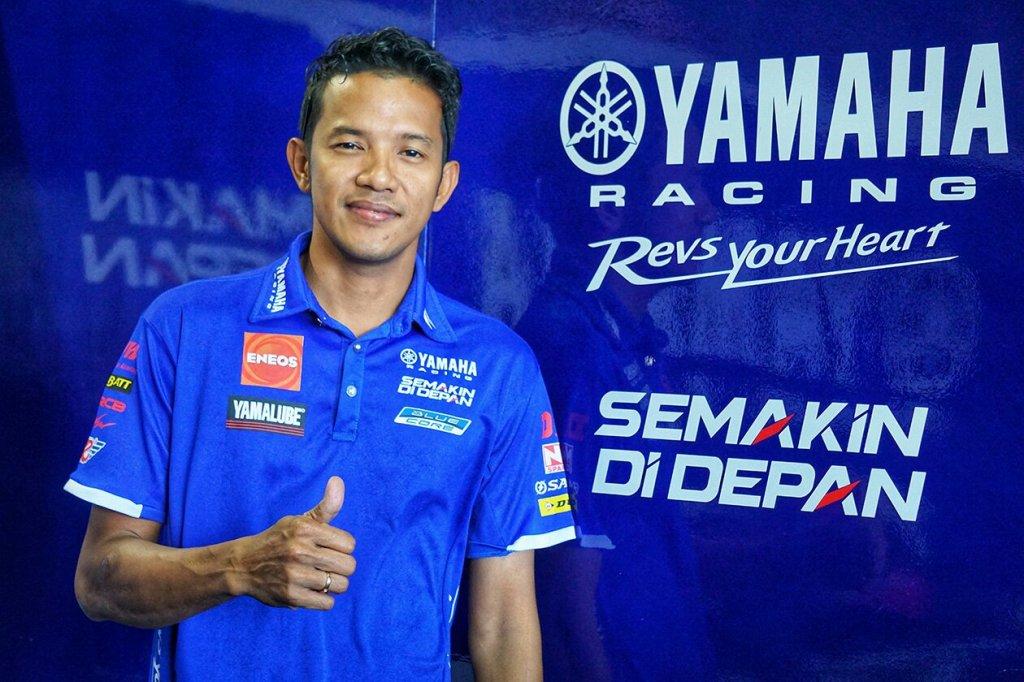 Yamaha Racing Indonesia Siap Wujudkan Merah Putih Semakin