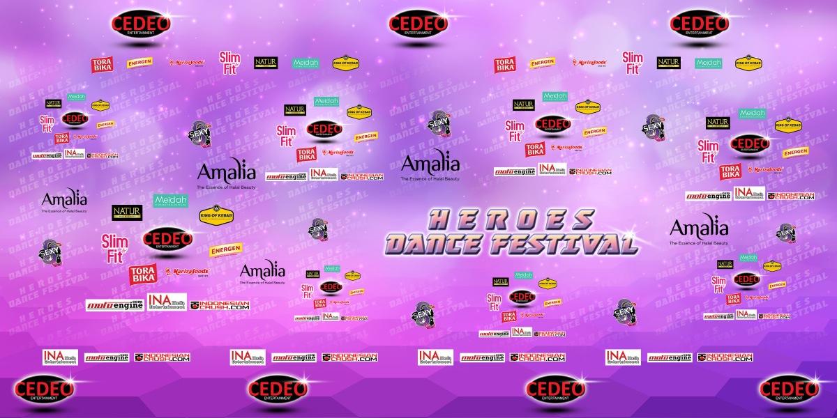 HEROES DANCE FESTIVAL