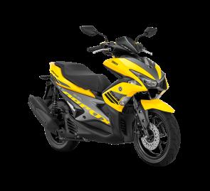 Aerox 155VVA Yellow