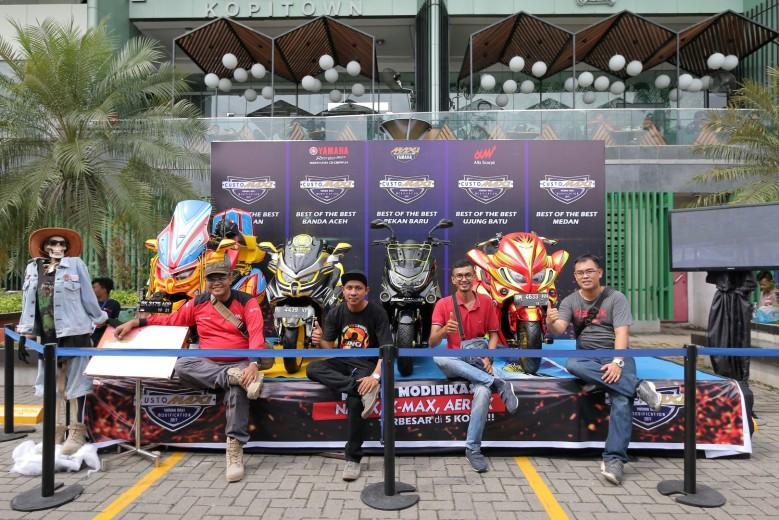 Best of The Best Nmax Regional Sumatera Utara (2)