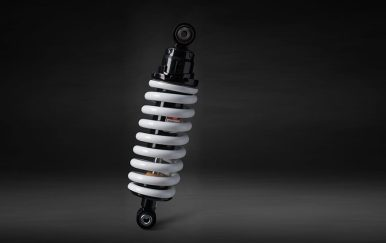 Race-Tuned KYB Suspension