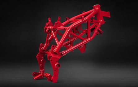 Racing Origin Trellis Frame