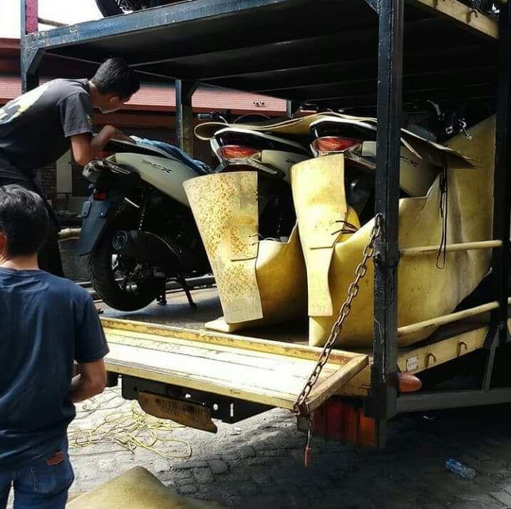 HONDA INDONESIA MULAI DISTRIBUSIKAN PCX 150 LOKAL HARIINI