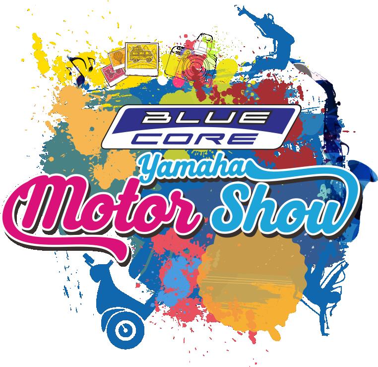 Logo Blue Core Yamaha Motor Show (BYMS) 2018.png