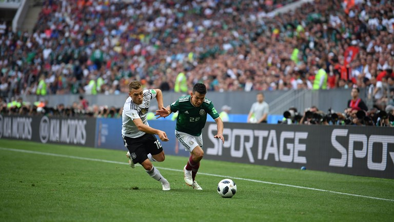 FIFA WORLD CUP 2018, GERMANY 0 – 1 MEXICO