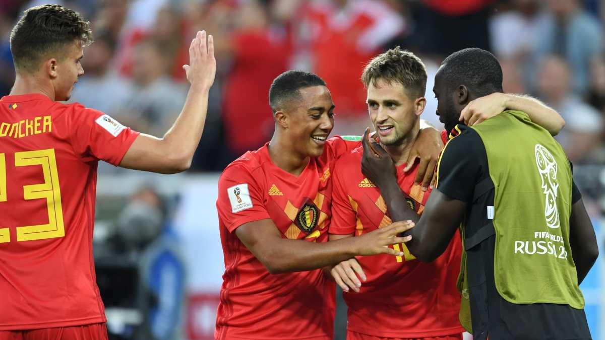 FIFA WORLD CUP 2018, ENGLAND 0 – 1BELGIUM