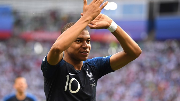 FIFA WORLD CUP KNOCK OUT RESULT, FRANCE 4 – 3ARGENTINA