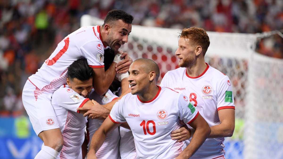FIFA WORLD CUP 2018, PANAMA 1 – 2TUNISIA