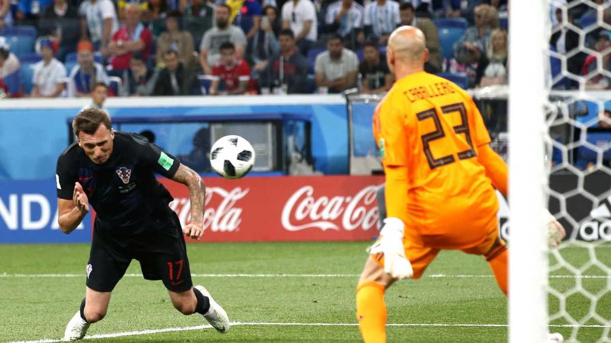 FIFA WORLD CUP 2018, ARGENTINA 0 – 3CROATIA