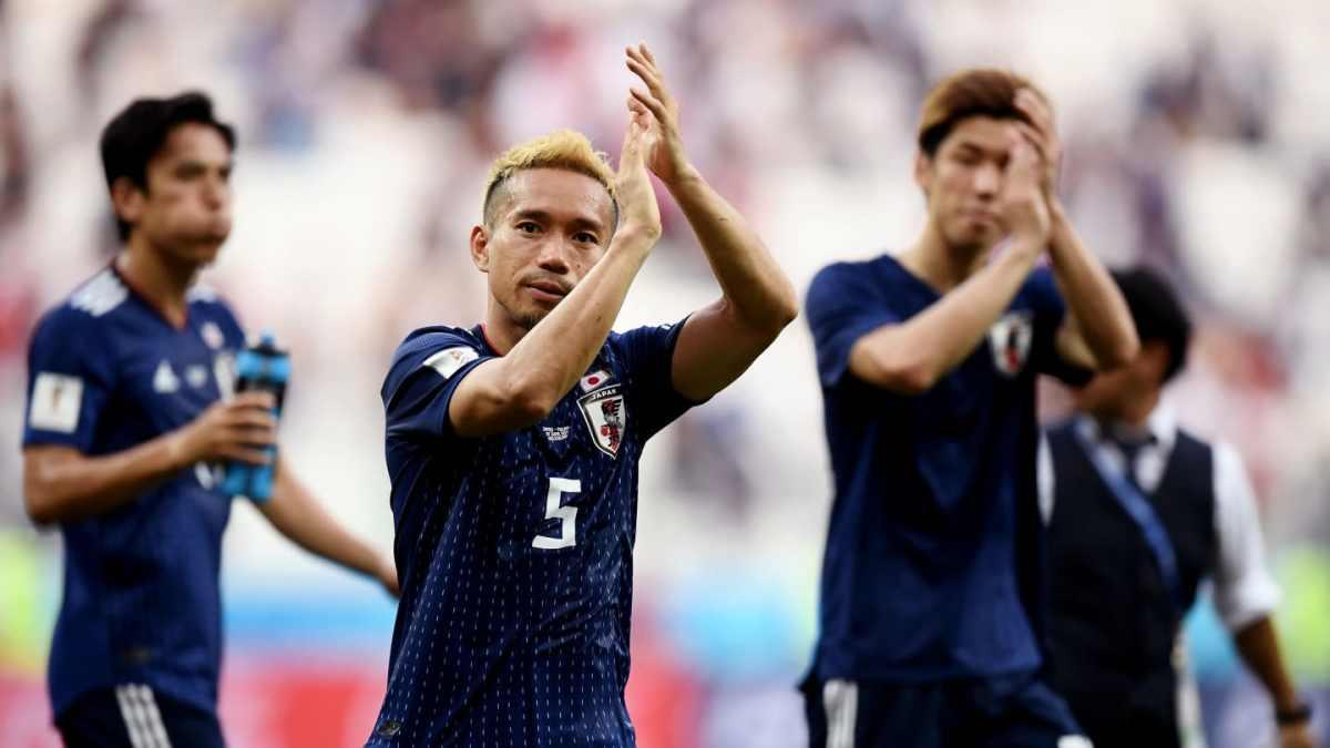 FIFA WORLD CUP 2018, JAPAN 0 – 1POLAND