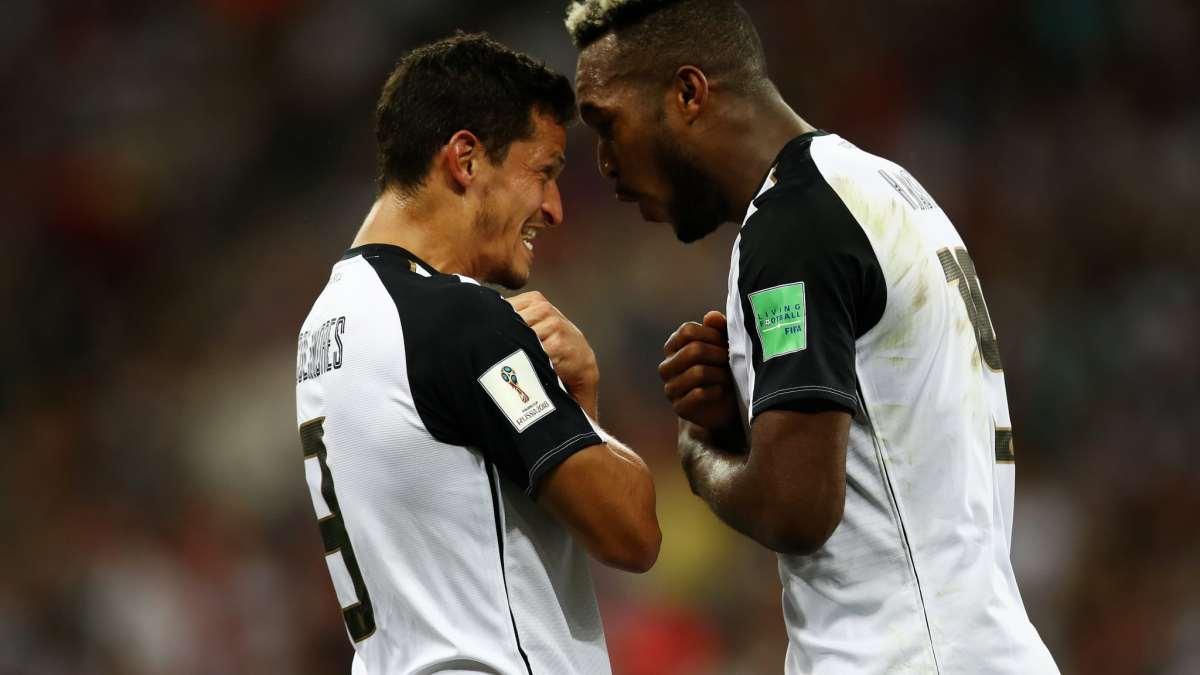 FIFA WORLD CUP 2018, SWITZERLAND 2 – 2 COSTARICA