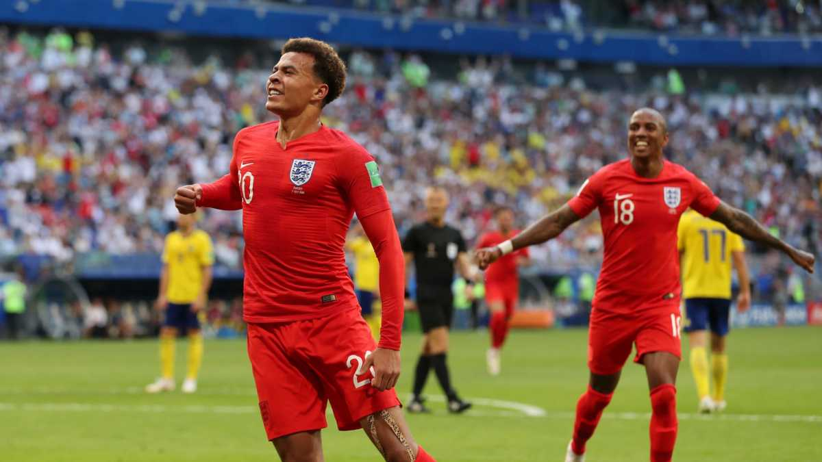 FIFA WORLD CUP QUARTER FINAL RESULT, SWEDEN 0 – 2 ENGLAND