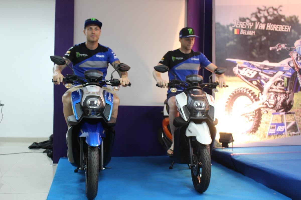 YAMAHA INDONESIA TERUS DUKUNG TIM MONSTER ENERGY YAMAHA FACTORY MXGP DISEMARANG
