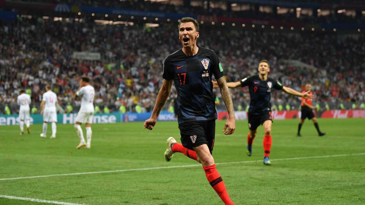 FIFA WORLD CUP SEMI FINAL RESULT, CROATIA 2 – 1 ENGLAND