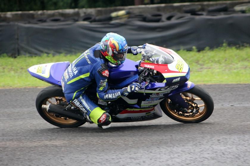 Rey Ratukore, Berada di Posisi 4 Klasemen Poin IRS 2018 Sport 250 cc