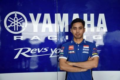 Richard Taroreh, Tim YAMAHA Racing Indonesia (AP250)
