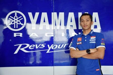 Wahyu Aji Trilaksana, Tim YAMAHA Racing Indonesia (UB150)