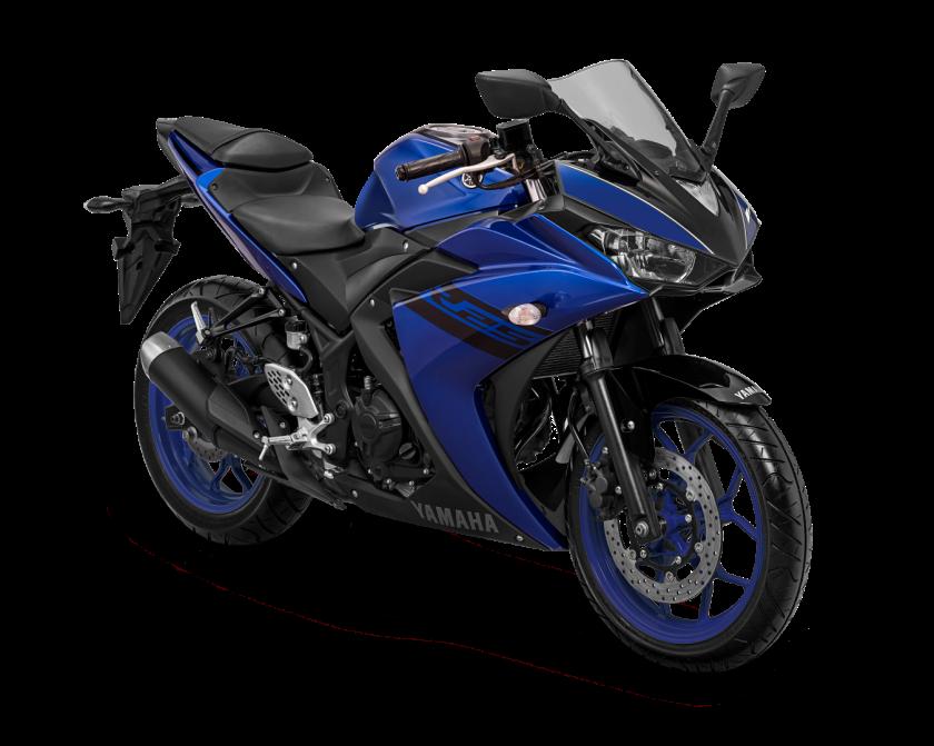 YZF-R25 Deep Purplish Blue