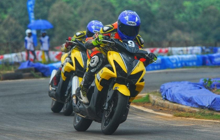 Gunawan Komunitas SSKC, Juara YCR7 (Yamaha Aerox 155 Cup Community)