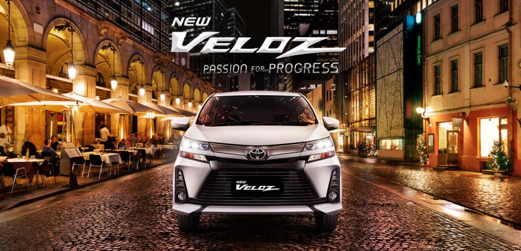 TOYOTA NEW VELOZ 2019 SPECIFICATION & FEATURE