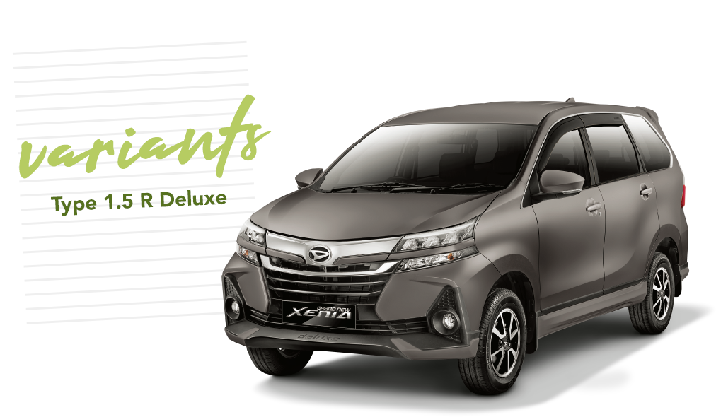 DAIHATSU GRAND NEW XENIA 2019 SPECIFICATION & FEATURE