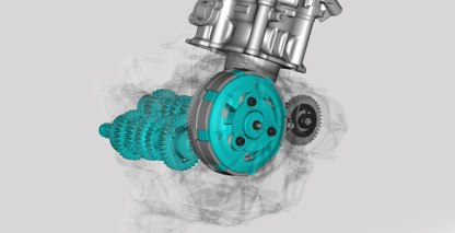 ASSIST & SLIPPER CLUTCH