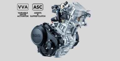 ENGINE 155CC LC4V WITH VVA