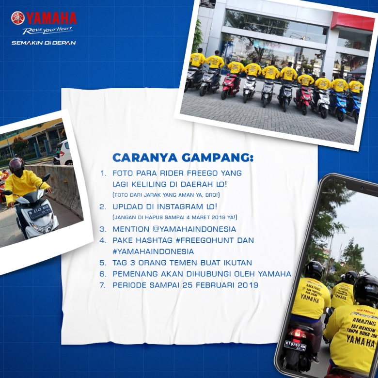 FreeGo Hunt 2