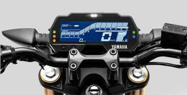 FULL DIGITAL SPEEDOMETER WITH SHIFT TIMING LIGHT