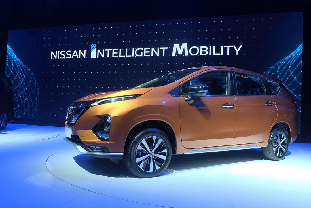 Nissan All New Livina