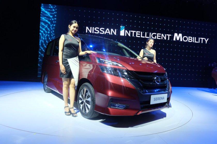 Nissan All New Serena