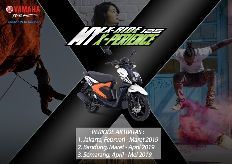 X-ride Activity