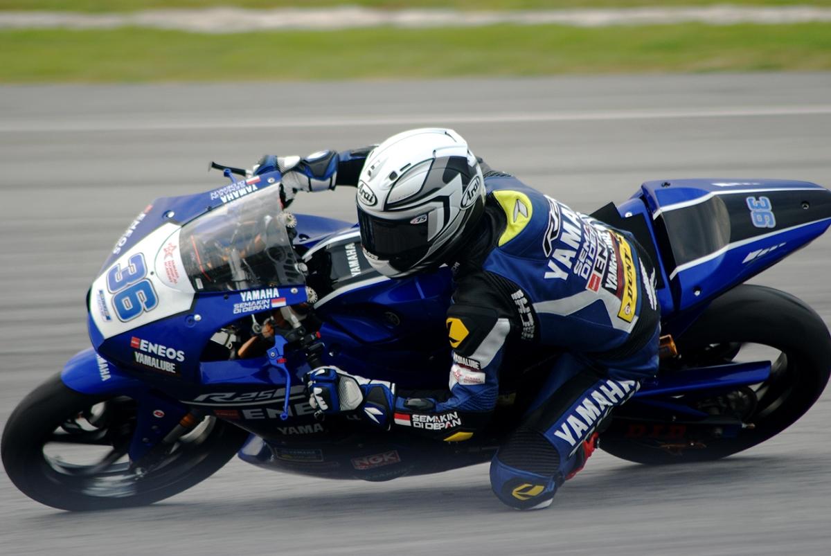RACE 1 ARRC 2019 SEPANG, RIDER INDONESIA DOMINASI PERTARUNGAN GARISDEPAN