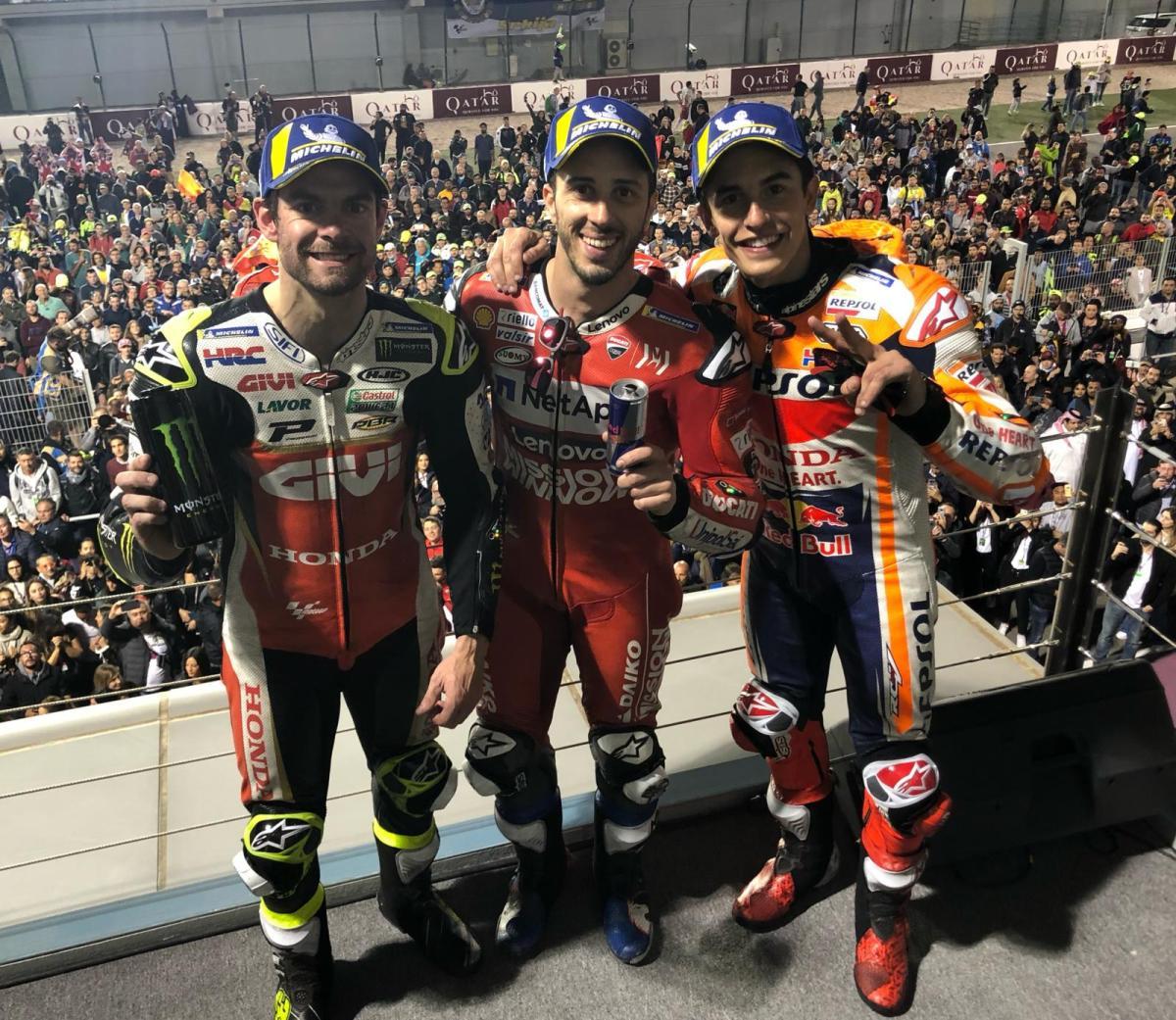 GP QATAR 2019 – RACERESULT
