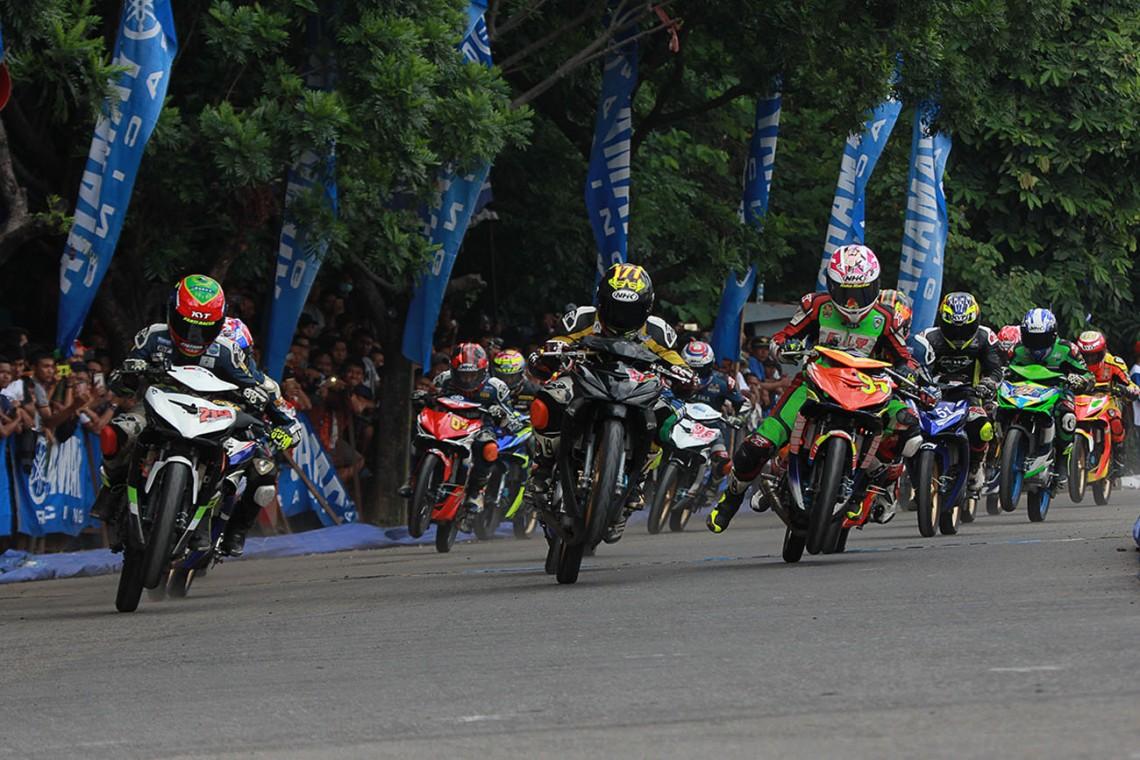 Boyolali Jadi Seri Perdana dan Perayaan 30 Tahun Yamaha Cup Race