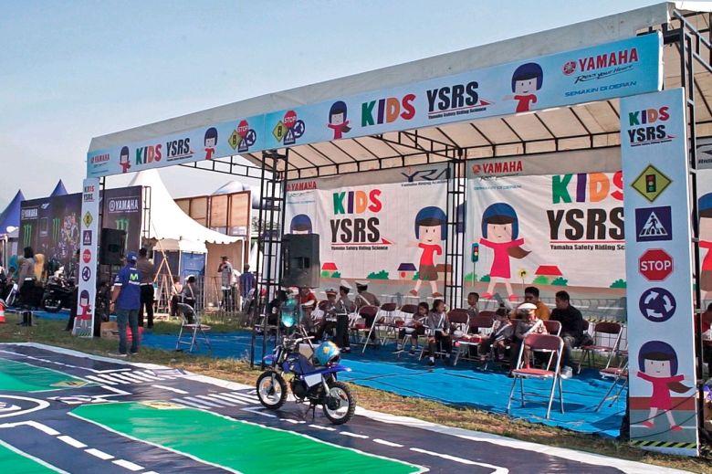YSRS-Kids Bersama Pelajar TK & SD se-Kabupaten Boyolali