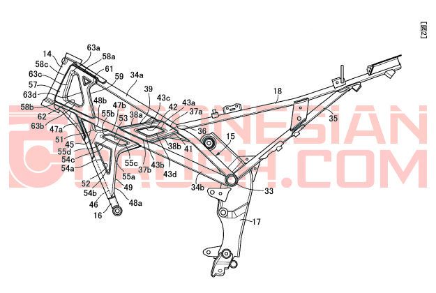 Chassis Honda Exmotion Draft IC