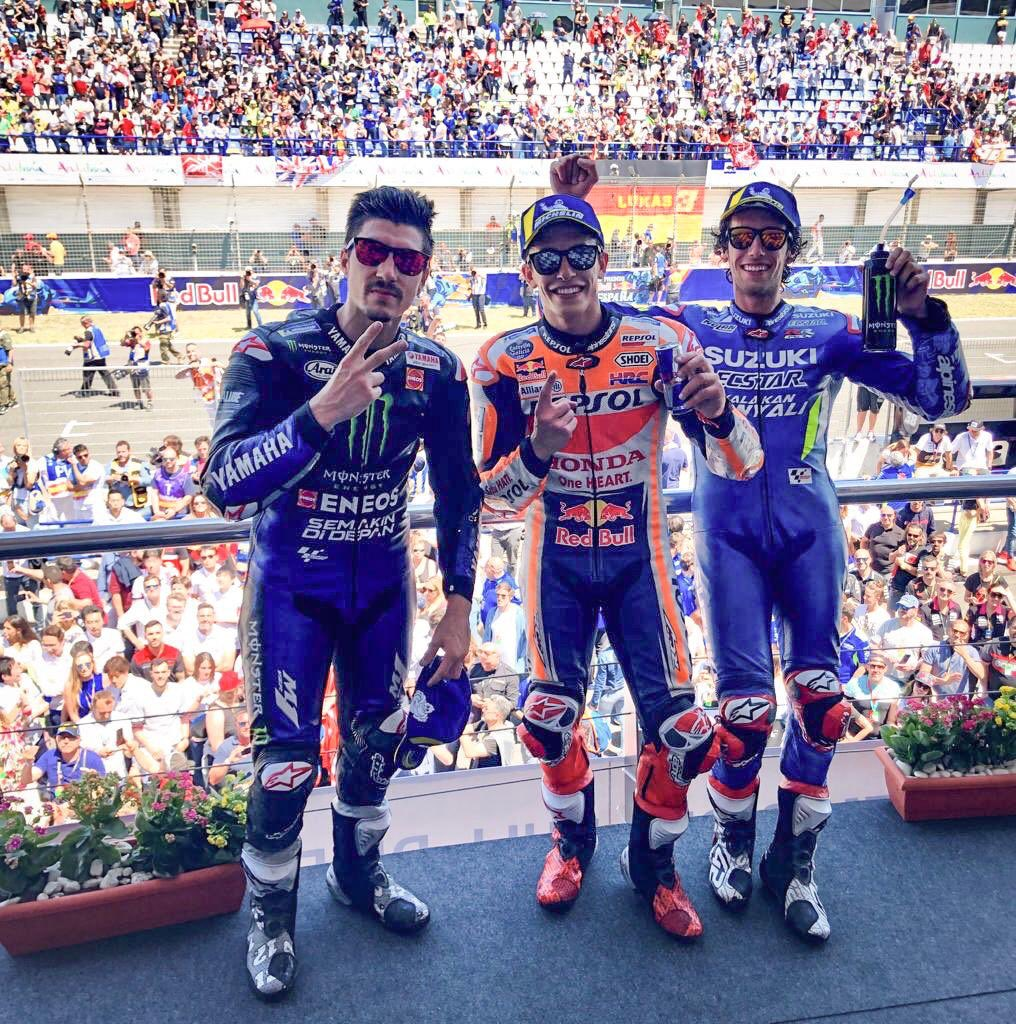 GP SPAIN 2019 – RACE RESULT
