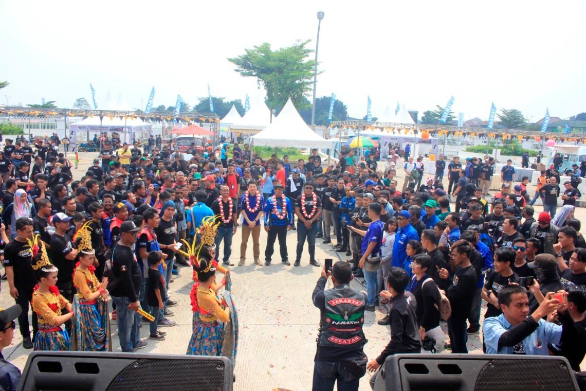 MAXI Yamaha Day di Stadion Pakansari Cibinong Bogor (4)